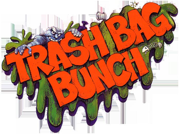 Fish bones garbage clipart png royalty free library THE TRASH BAG BUNCH! png royalty free library