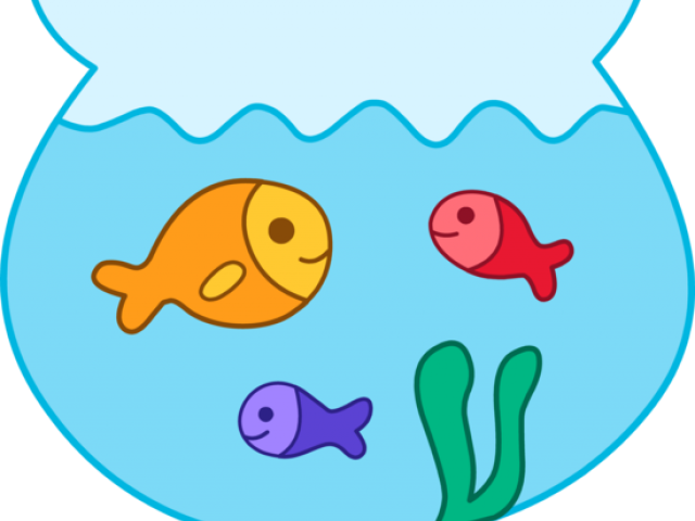 Fish bowl clipart png transparent library Fish Bowl Clipart 3 - 2400 X 2174 | carwad.net png transparent library