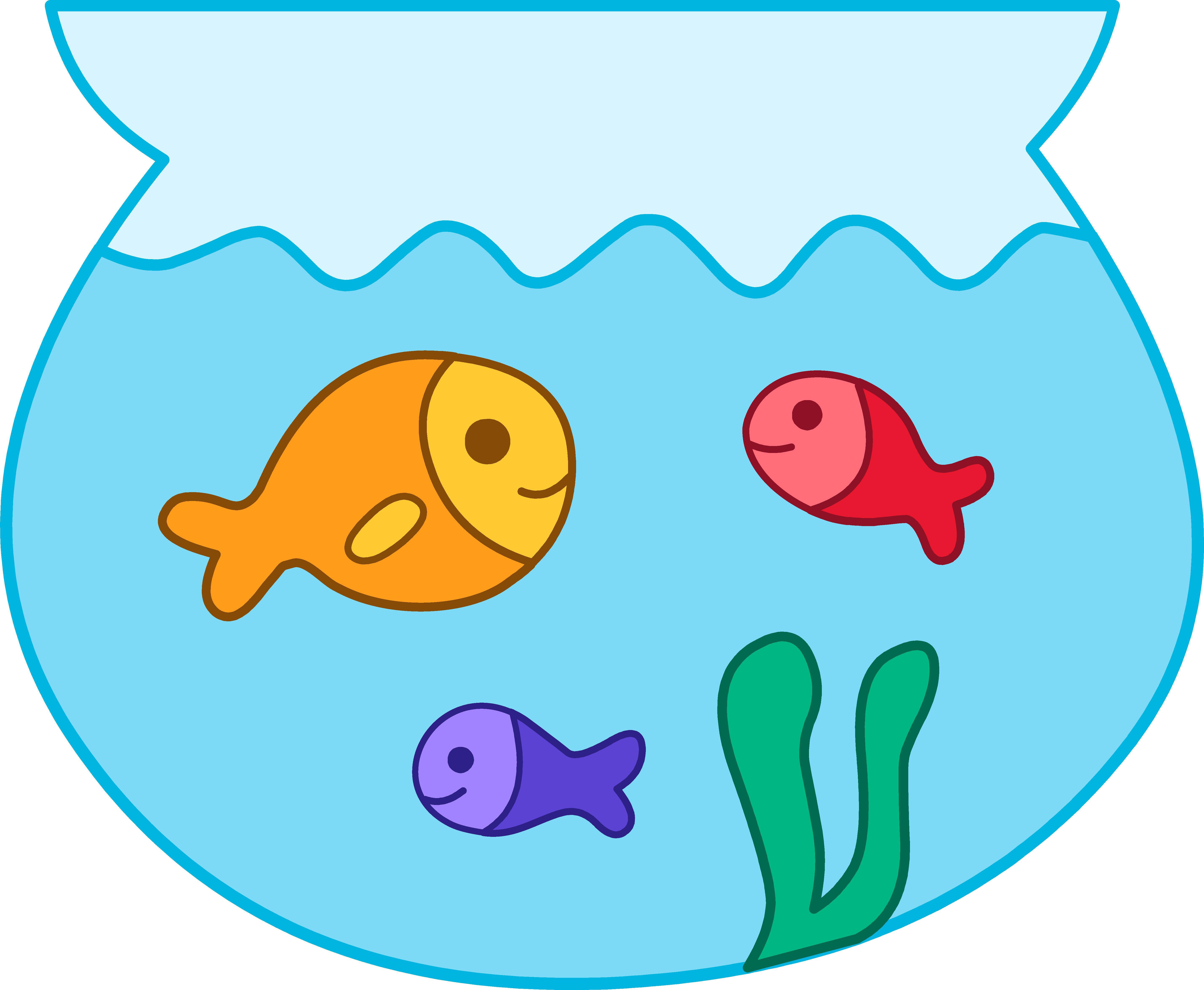 Fish bowl clipart free. Fishbowl cliparts download clip