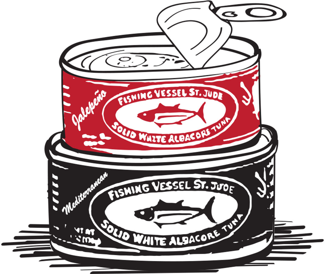 Fish canning companies in clipart banner free library St. Jude Tuna Revitalizes a Lunch Staple | Seattle Met banner free library