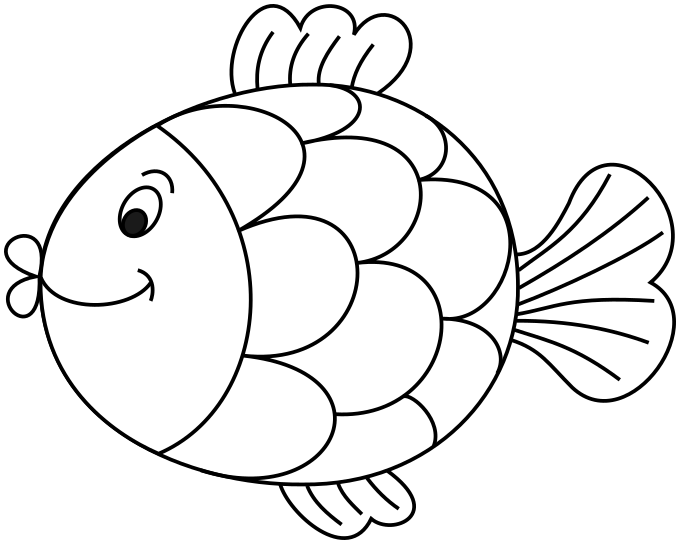 Fish clipart outline clip library stock fish outline - /animals/aquatic/fish/clipart/clipart_2/fish_outline ... clip library stock