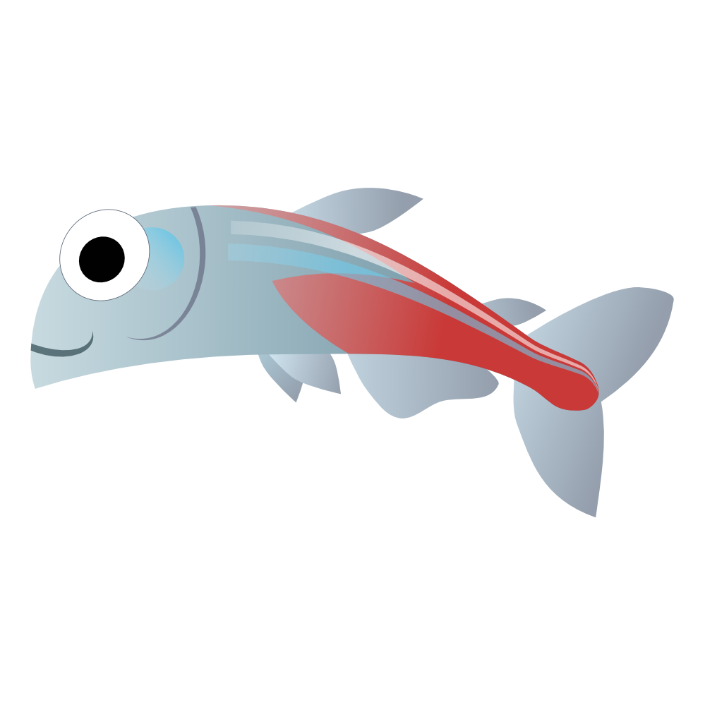 Fish clipart svg clipart freeuse library clipartist.net » Clip Art » Abstract Fish 1 Scalable Vector Graphics SVG clipart freeuse library