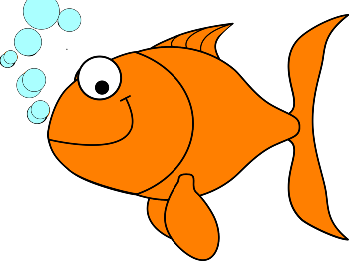 Fish cracker clipart clip library download Gold Fish Clipart - BClipart clip library download