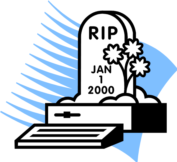 Fish died clipart svg free library RIP: Microsoft Kills Clip Art in Favor of Bing Images - Polidicks ... svg free library