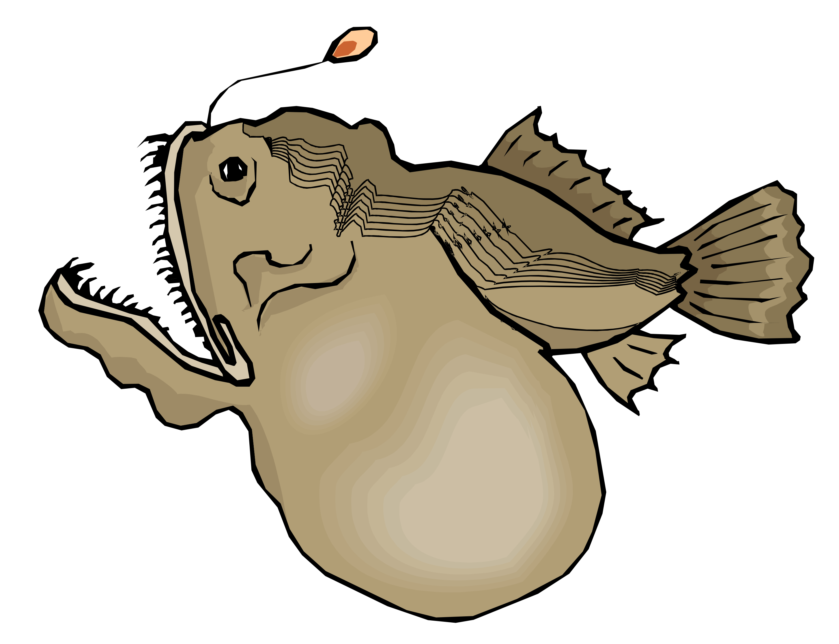Fish died clipart clip art transparent library General Perspective - Submerge in the Word - Children are Important clip art transparent library