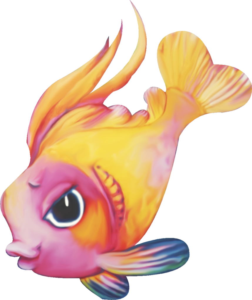 Girly fish clipart vector royalty free stock AdL_underwater_story_el08.png | Pinterest | Album vector royalty free stock