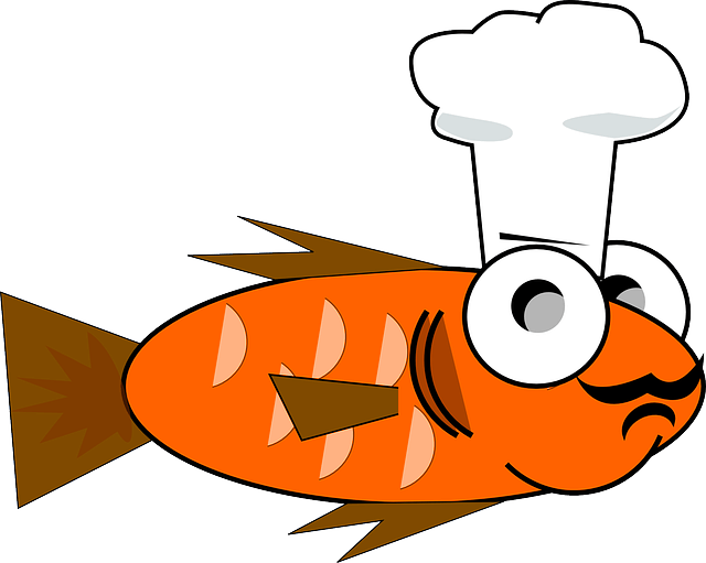 Fish feeder clipart vector library stock All About Goldfish Feeding - Fancy Goldfish - Goldfish Care ... vector library stock