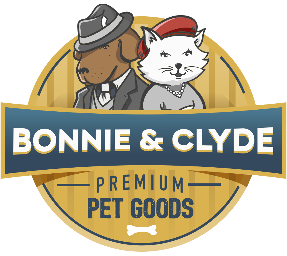 Fish feeder clipart picture royalty free Bonnie & Clyde Premium Pet Goods – Best Fish Oil for Pets | Keep the ... picture royalty free