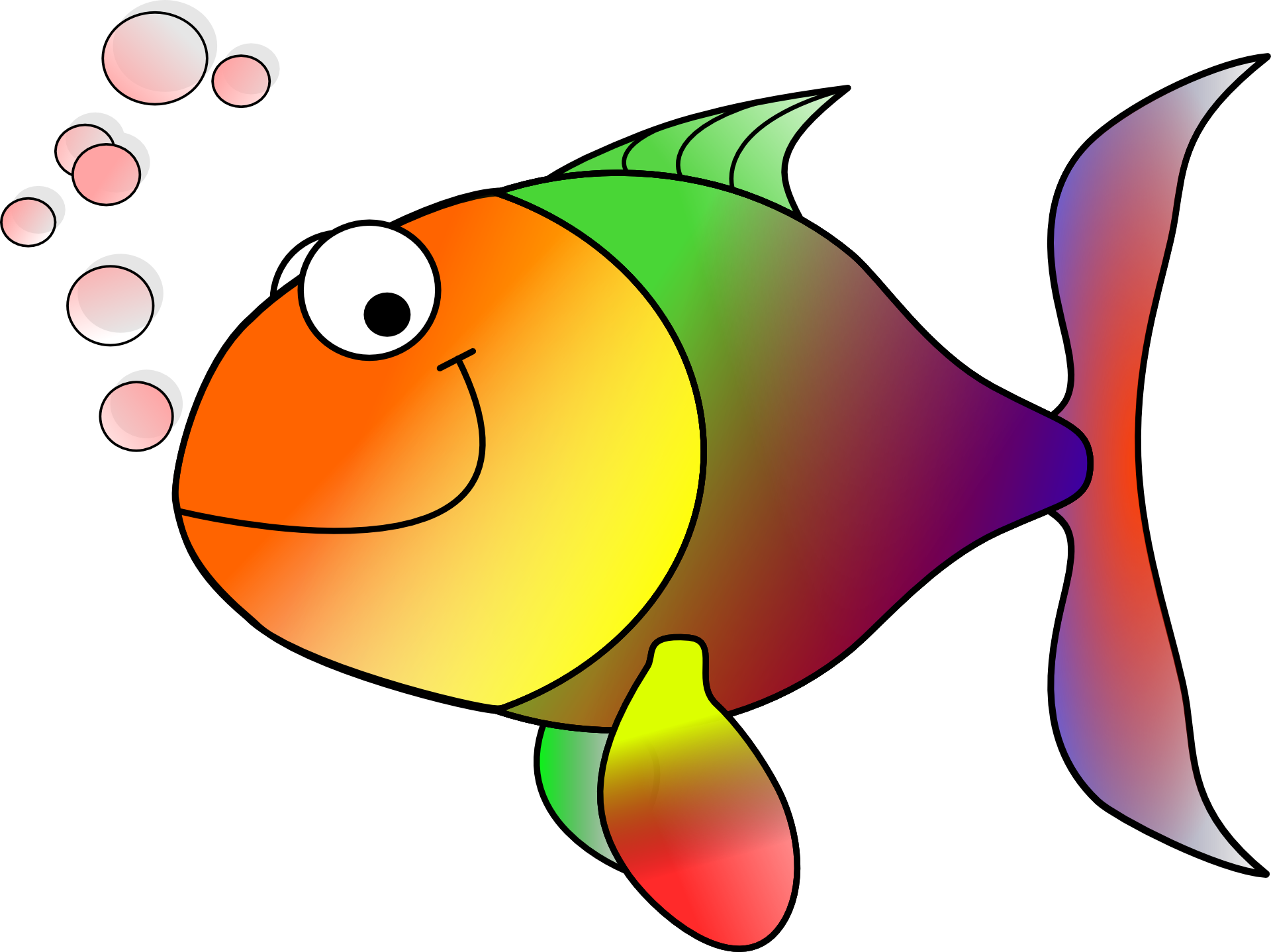 Fish with gills clipart. Fishes foxlightnews it has