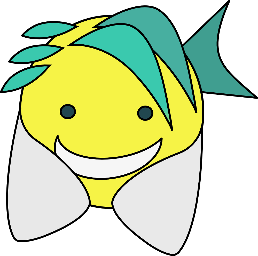 Fish head clipart image library stock Tropical Fish Clipart fish head - Free Clipart on Dumielauxepices.net image library stock