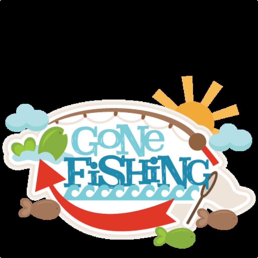 Gone fishing sign free. Fish helper clipart