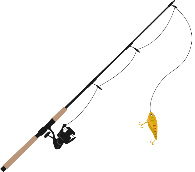 Fish hook and line clipart picture royalty free Fishing rod Fishing line Clip art - Fish hook 640*567 transprent Png ... picture royalty free
