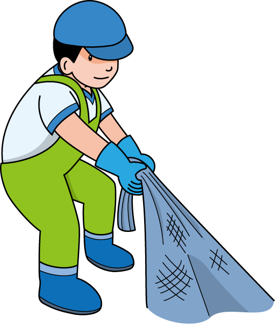 Fish in net clipart.  collection of fishing