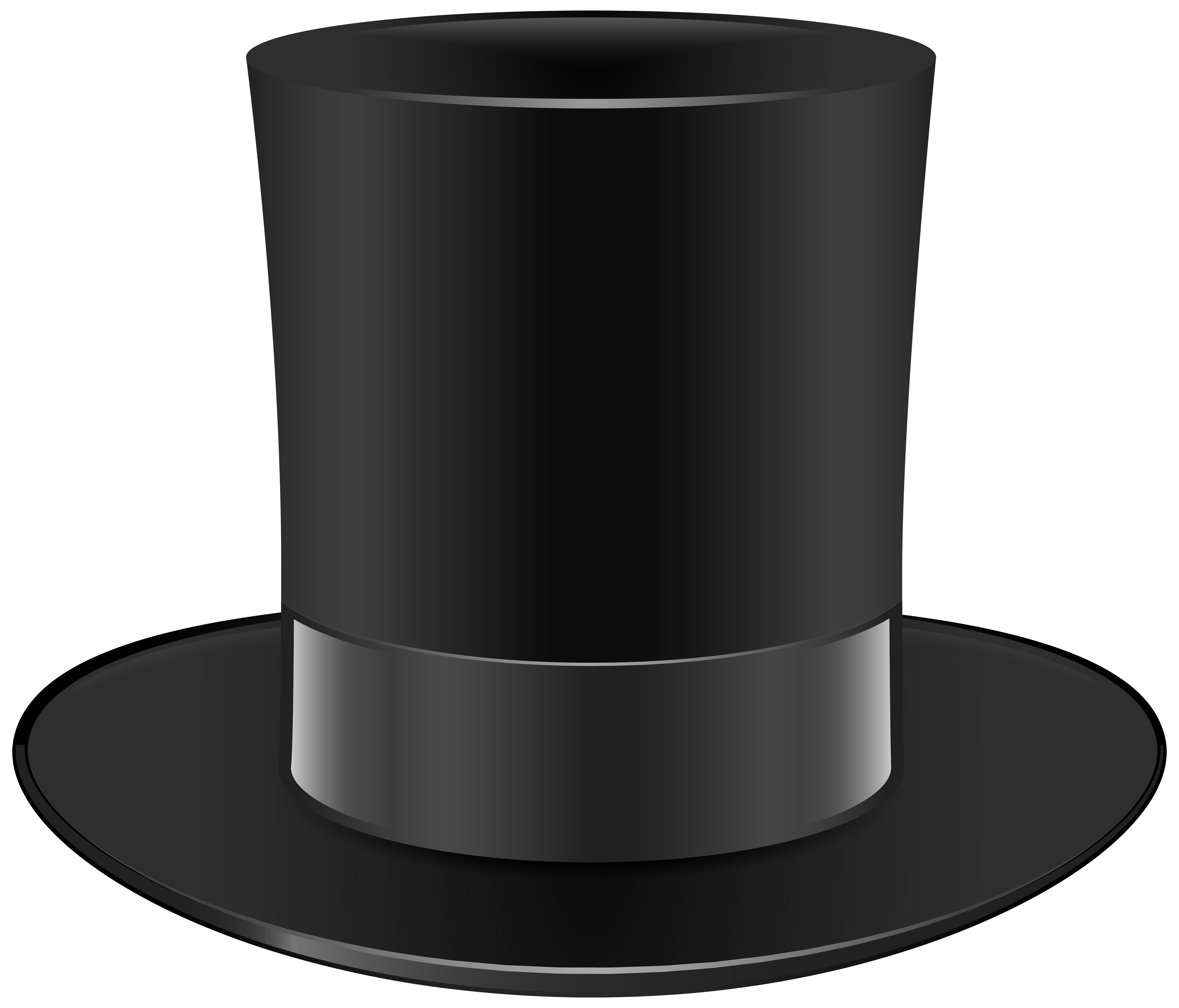 Top hat money clipart svg royalty free stock Black Top Hat PNG Clip Art - Best WEB Clipart svg royalty free stock