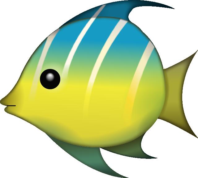 Fish in distress clipart vector royalty free Download Tropical Fish Emoji Image in PNG | Emoji Island vector royalty free