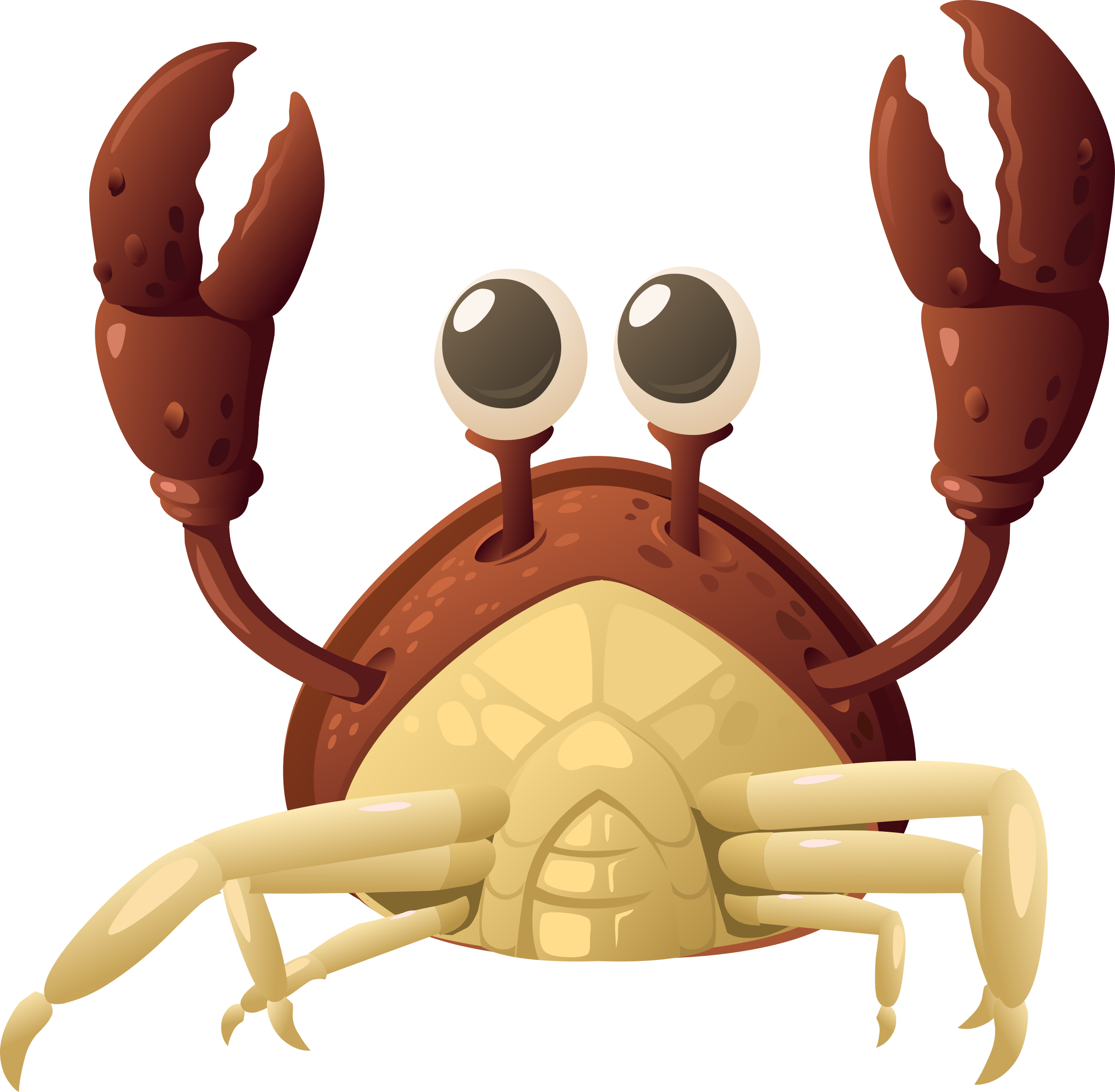 Fish in distress clipart vector library Inhabitants Npc Crab by glitch | cc0 | Pinterest | Glitch video vector library