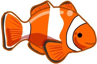 Fish in ocean clipart. Cartoon free cliparts