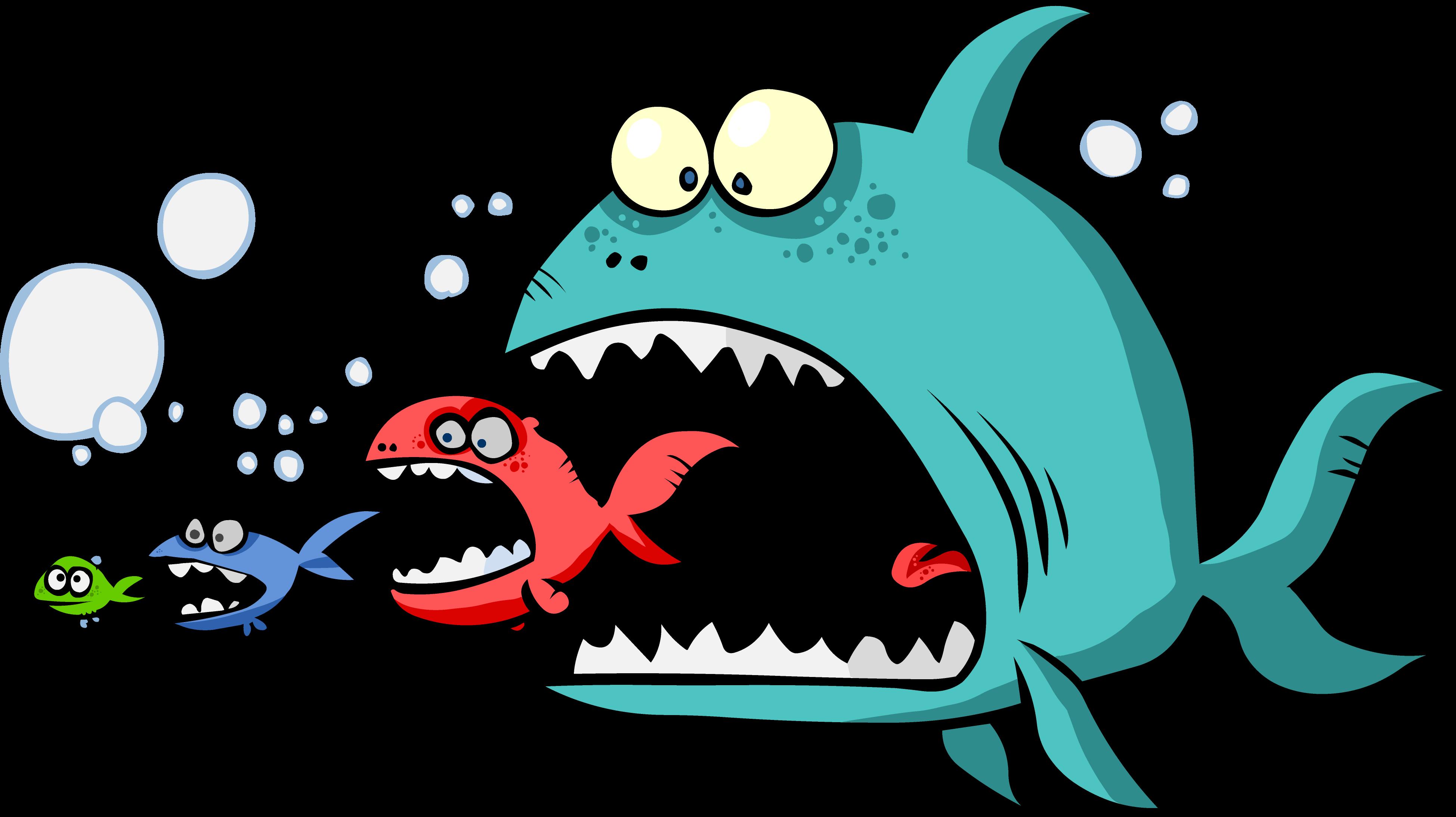 Fish you can eat clipart clip transparent Fish Eating Clip art - Fishing 3897*2188 transprent Png Free ... clip transparent
