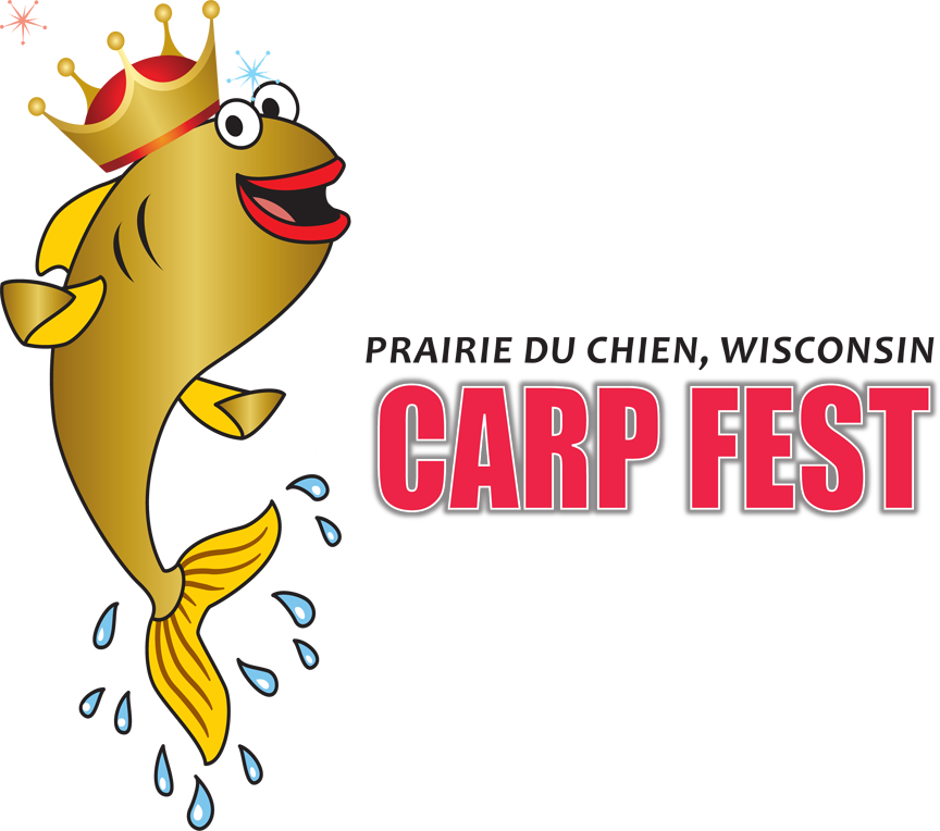 Fish kissing each other clipart png royalty free Carpfest and the Droppin' of the Carp! png royalty free