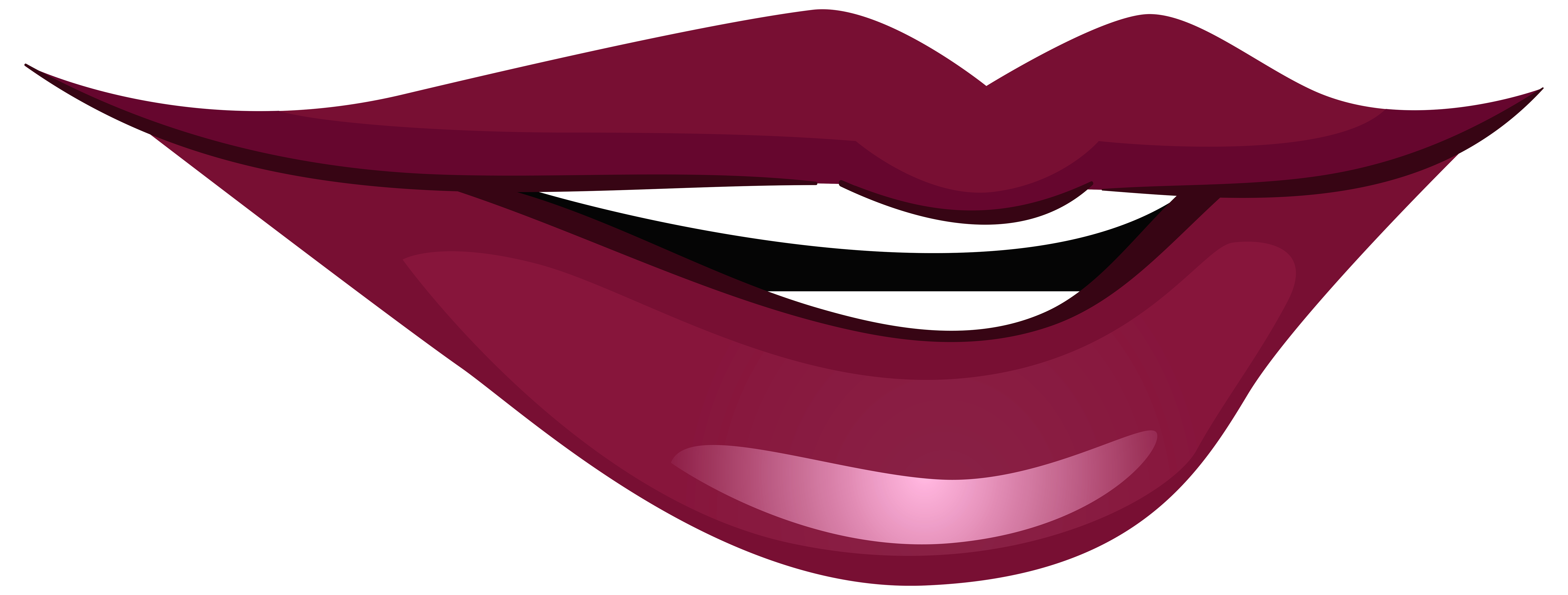 Fish lips clipart graphic royalty free stock Smiling Mouth PNG Clip Art - Best WEB Clipart graphic royalty free stock