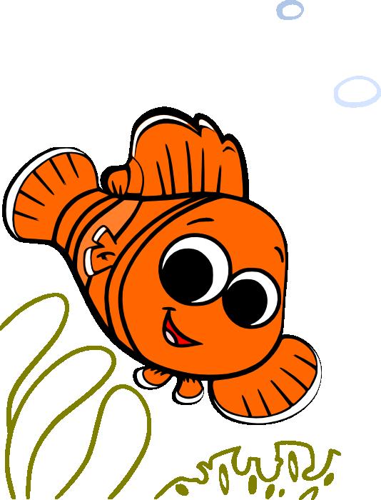 Fish nemo clipart clip Nemo Clipart at GetDrawings.com | Free for personal use Nemo Clipart ... clip