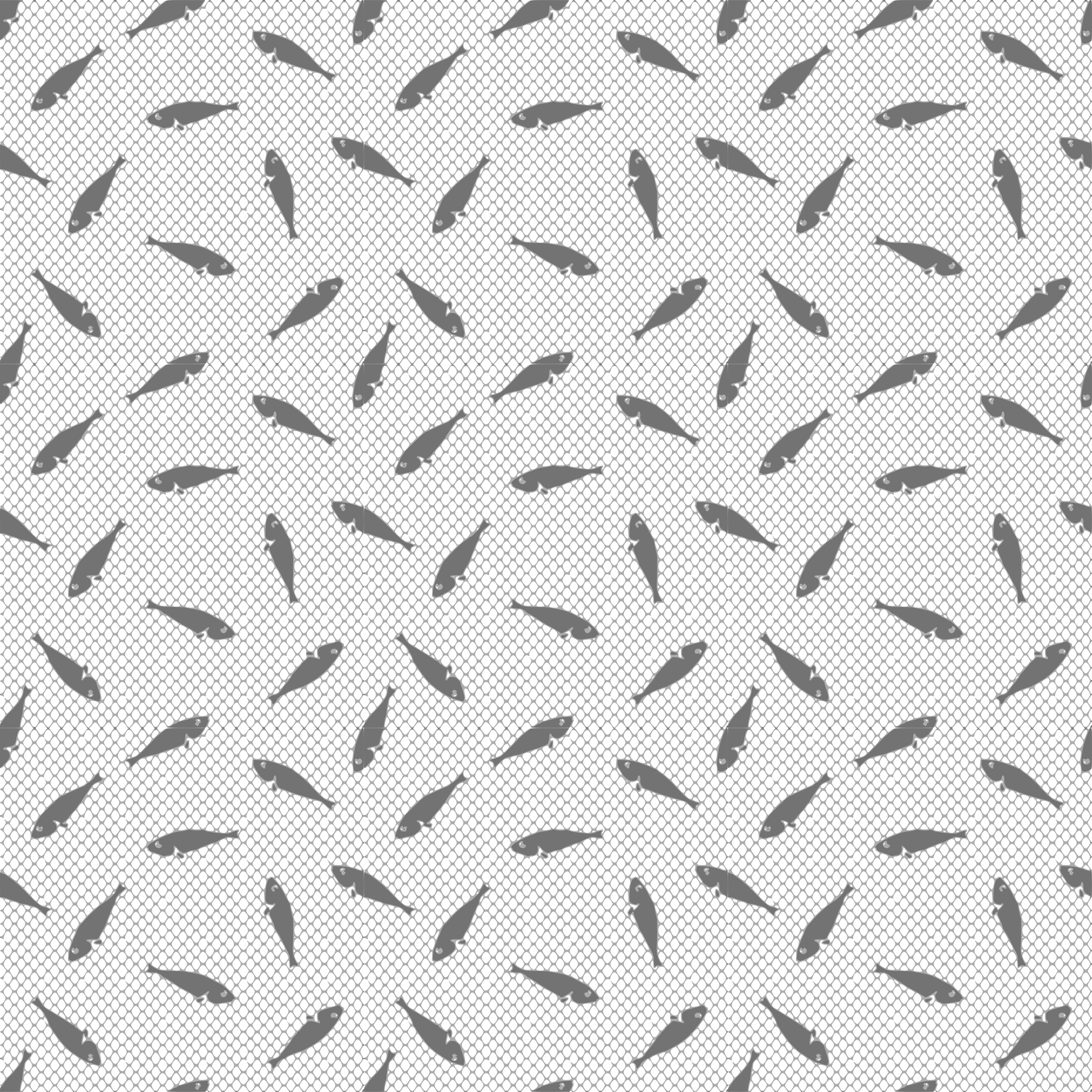 Fish net clipart image black and white download Clipart - fishnet 01 image black and white download