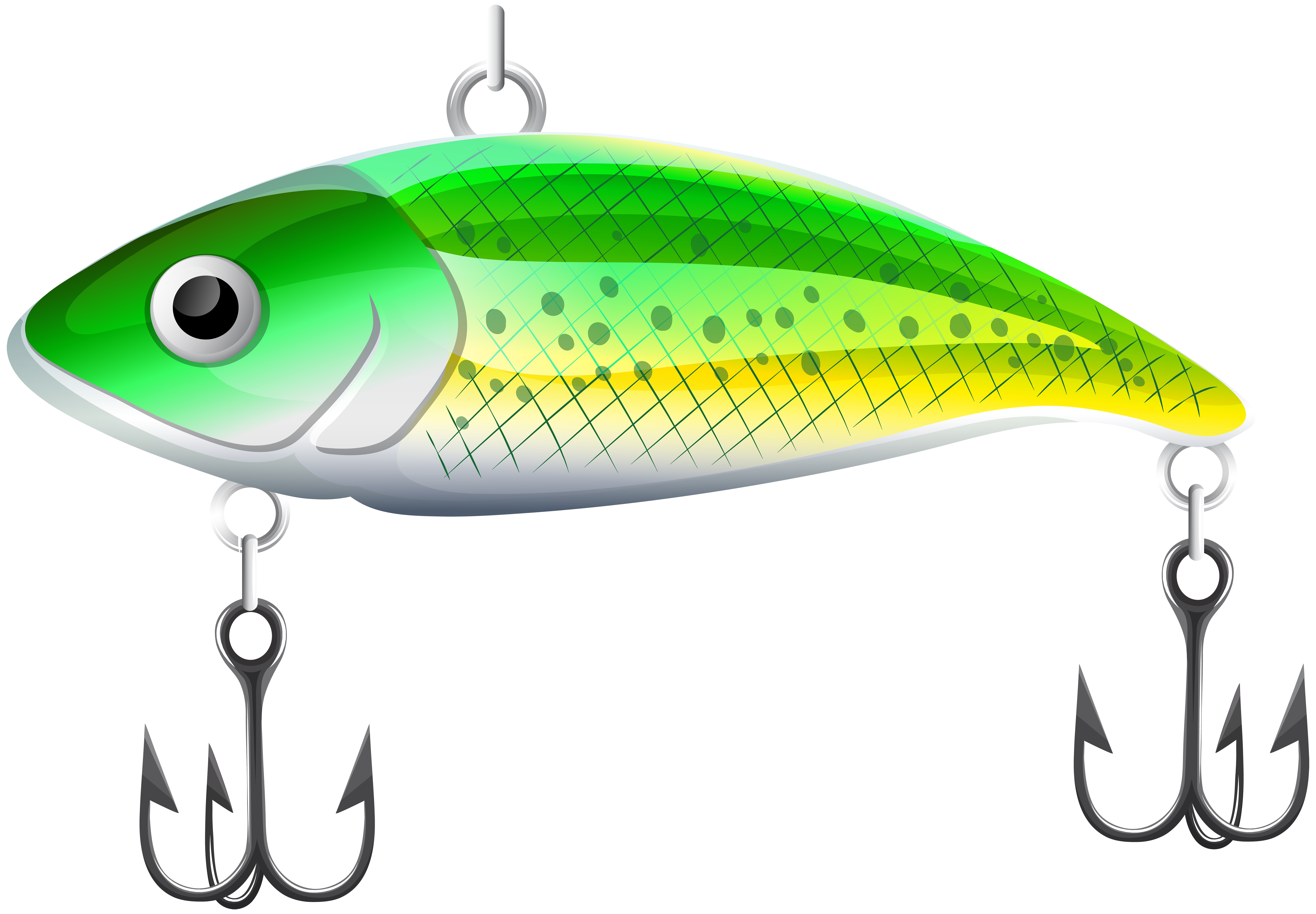 Fish on a plate clipart image freeuse download Fishing Bait Green PNG Clip Art - Best WEB Clipart image freeuse download