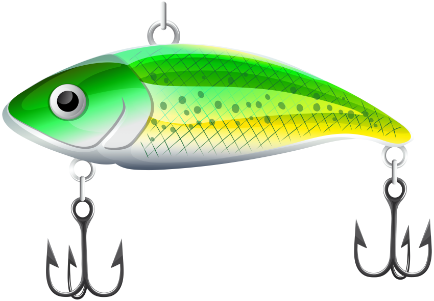 Fish on hook clipart no background picture royalty free fishing bait green png - Free PNG Images | TOPpng picture royalty free