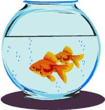 Fish pot clipart clip art free library Fish Bowl Clipart | Free download best Fish Bowl Clipart on ... clip art free library