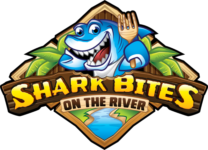 Fish restaurant clipart image royalty free library Shark Bites Cotee River | Food Fun And Family image royalty free library