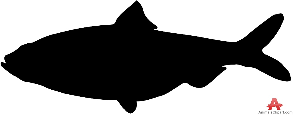 Fish silhouette clipart free jpg free download 87+ Fish Silhouette Clip Art | ClipartLook jpg free download