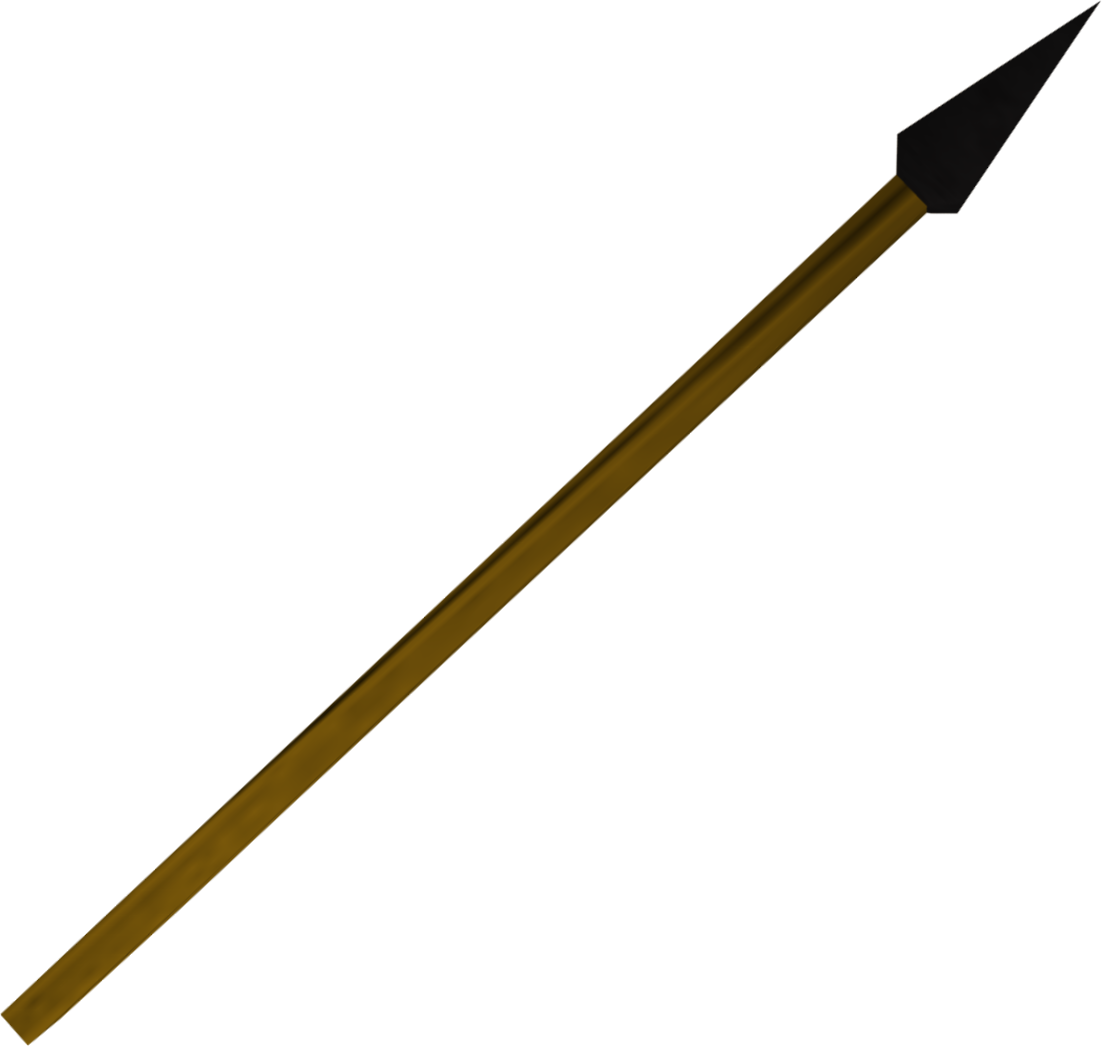 Fish spear clipart. Png