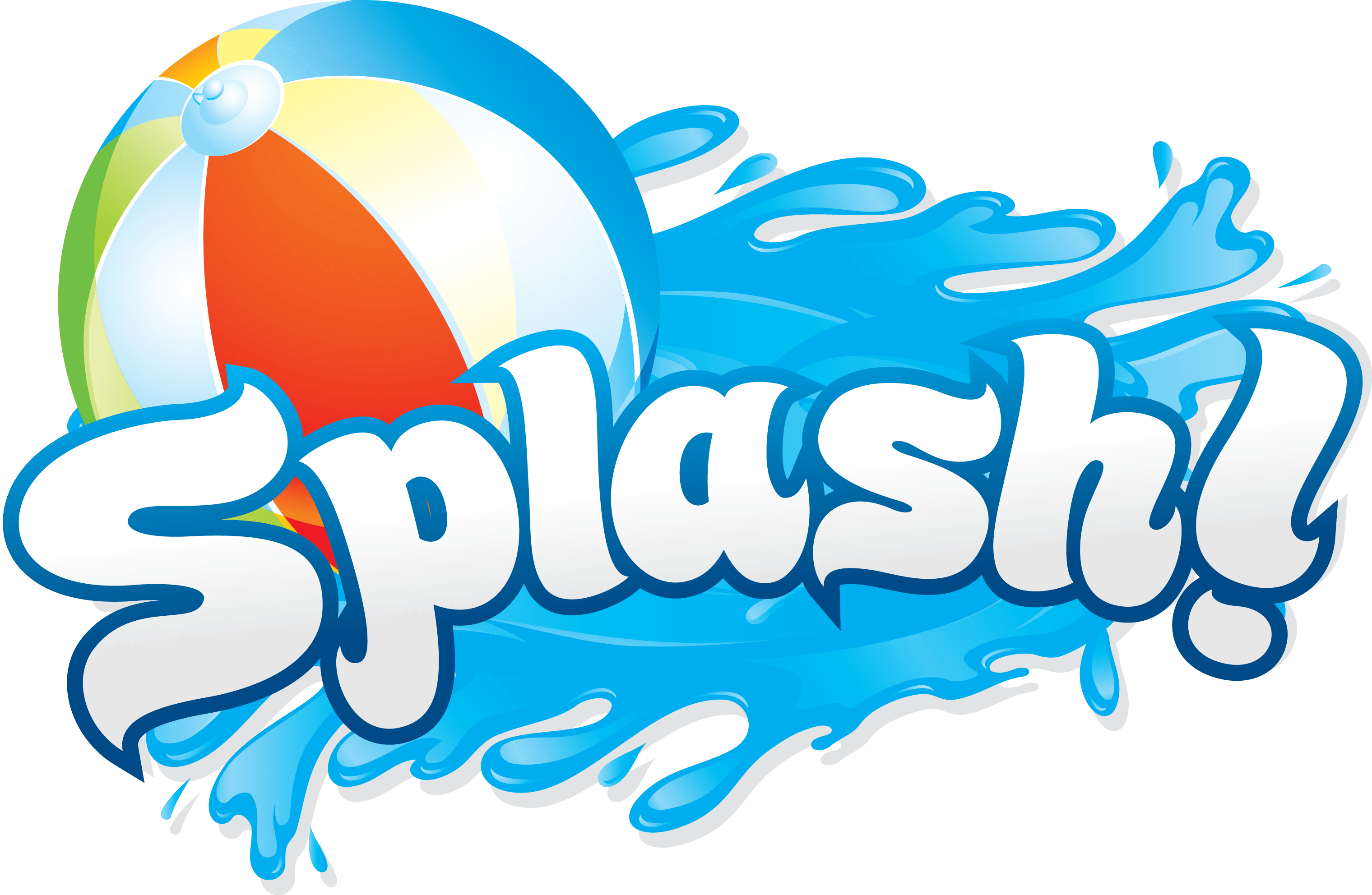 Fish splash clipart graphic black and white stock Borde de Clip Clip de Pool Splash | Pool party | Pinterest | Clip ... graphic black and white stock