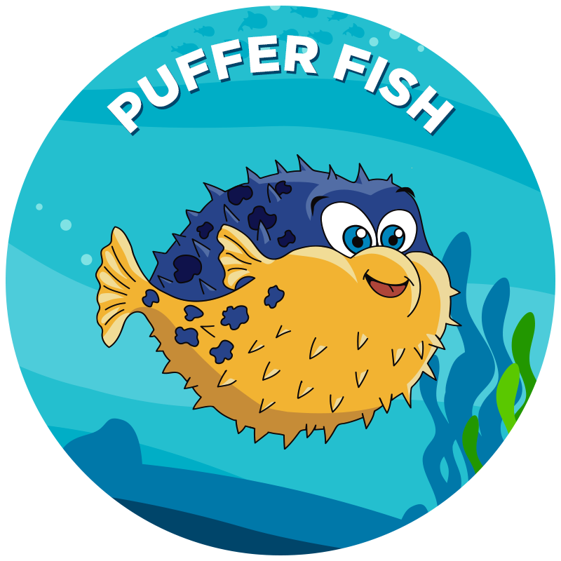 Fish swimming clipart. Octopus propel swim academy
