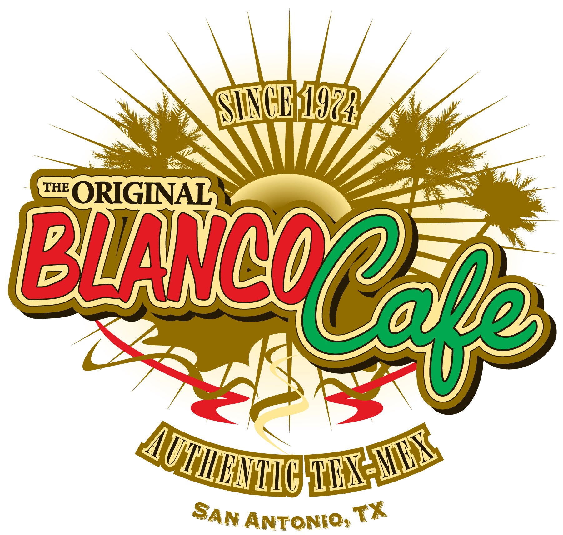 Fish taco clipart banner transparent stock The Original Blanco Cafe - Home banner transparent stock
