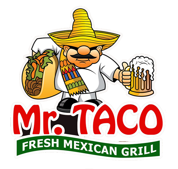 Fish taco clipart clip art freeuse library Mr. Taco | Fresh Mexican Grill - Riverside, CA! clip art freeuse library
