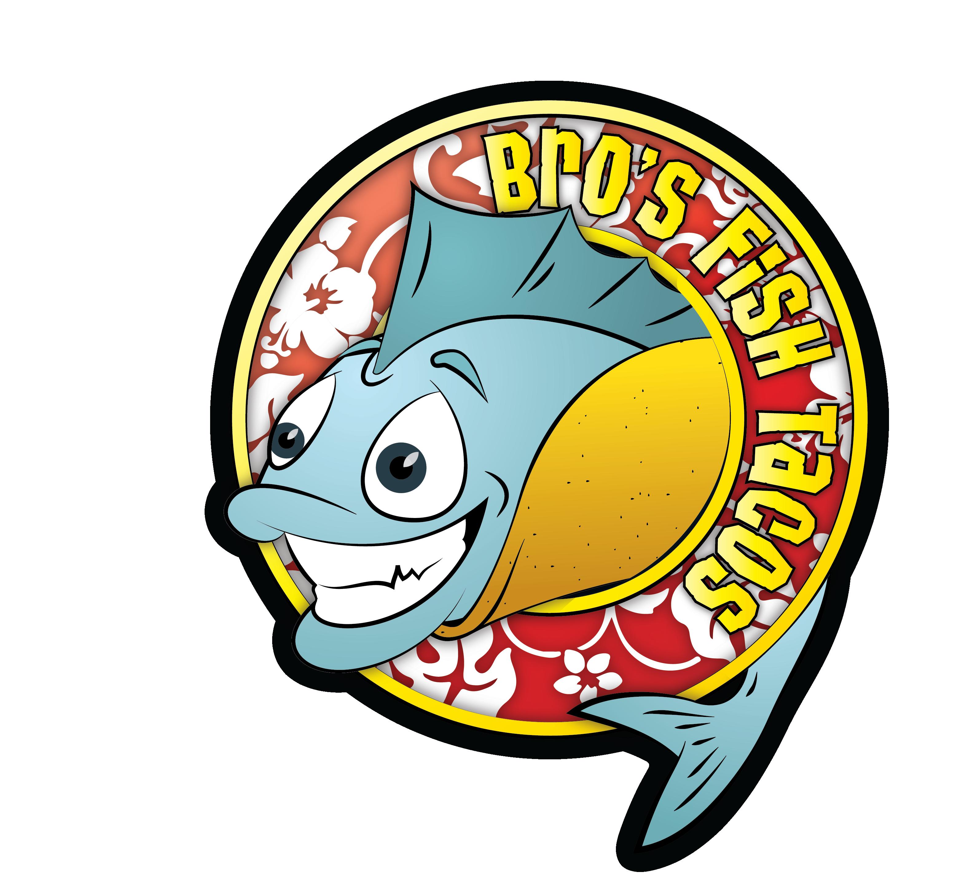 Fish taco clipart clip art free library Bro's Fish Tacos | Food Trucks In Virginia Beach VA clip art free library