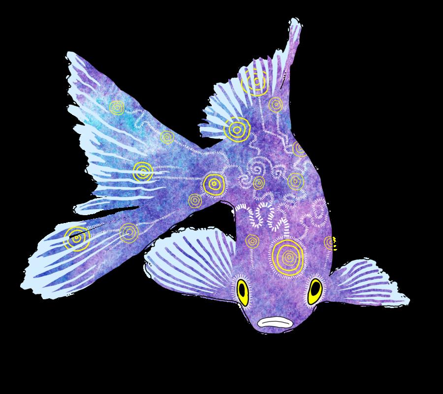 Fish tail fin clipart graphic transparent random fish artwork by jny016 on DeviantArt graphic transparent