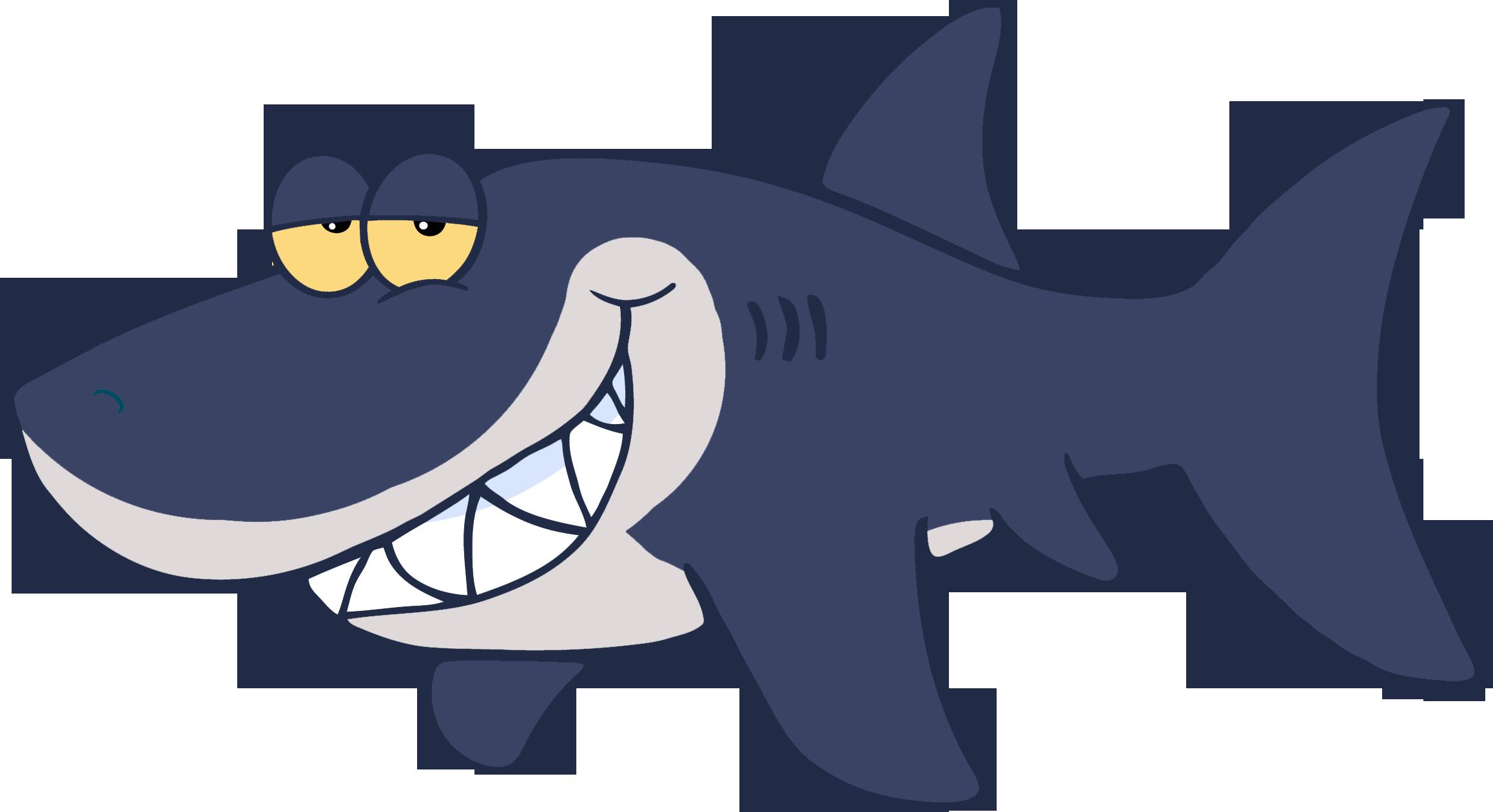 Fish tail fin clipart image royalty free library Shark Cartoon Royalty-free Clip art - shark 2316*1260 transprent Png ... image royalty free library