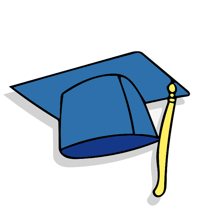 Fish with graduation cap clipart jpg freeuse Graduation Cap And Tassel#4859482 - Shop of Clipart Library jpg freeuse