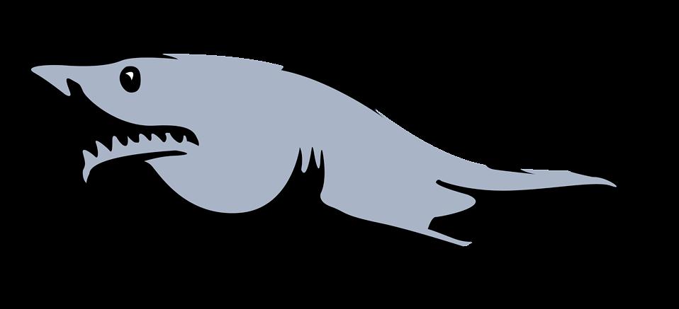 Scuba diving fish clipart image stock Shark | Free Stock Photo | Illustration of a shark | # 16213 image stock