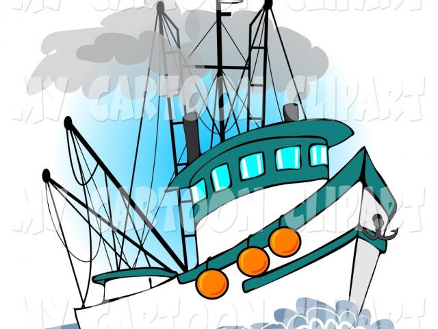 Free fisherman ship download. Fishing fleet clipart