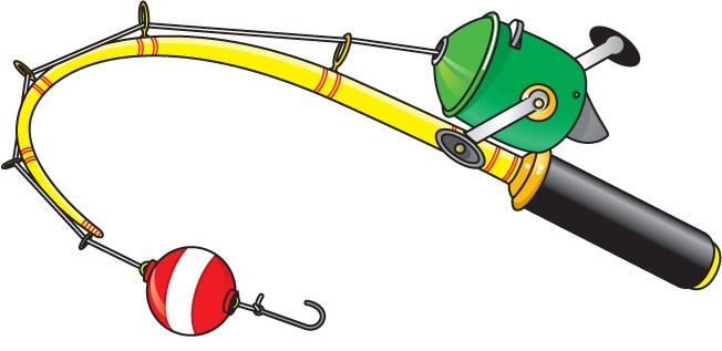 Fishing gear clipart. Free tackle box cliparts