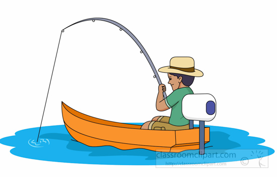 People on a boat catching fish clipart clip transparent stock 69+ Fishing Boat Clipart | ClipartLook clip transparent stock