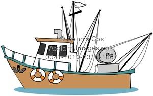 Fishing vessel clipart jpg stock 53+ Fishing Boat Clipart | ClipartLook jpg stock