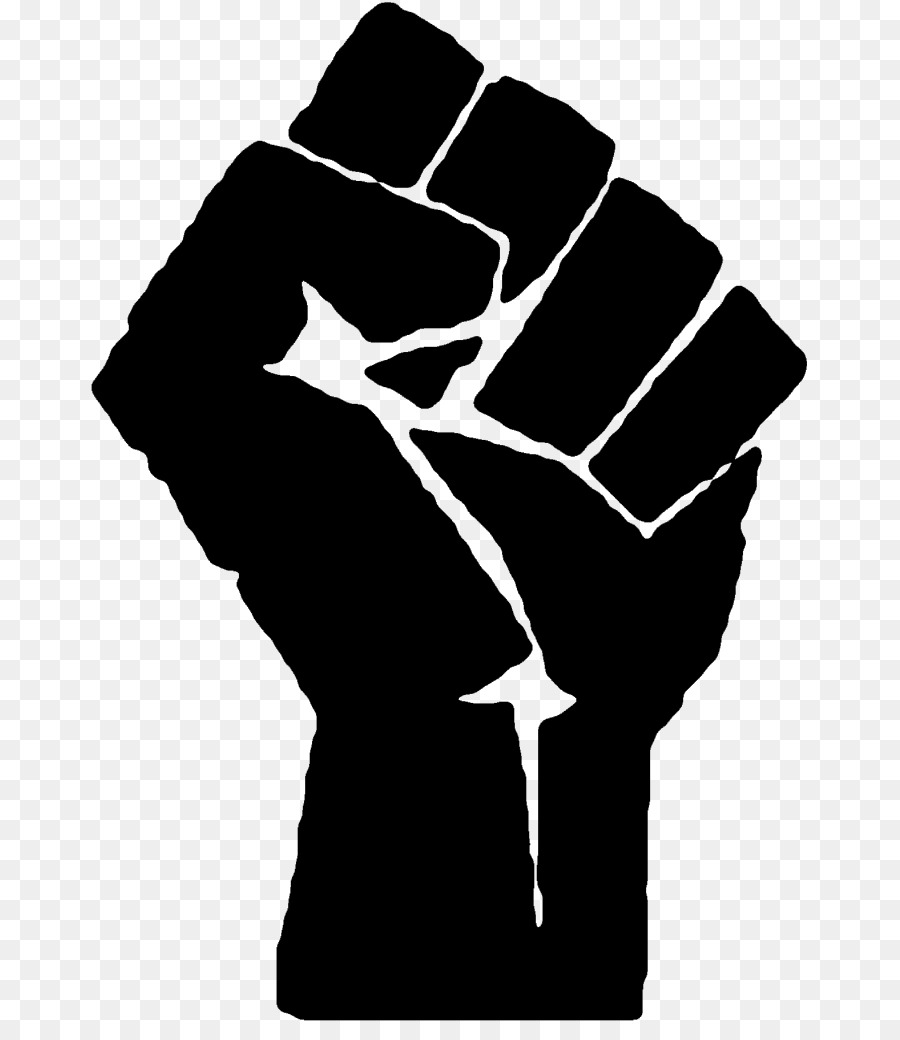 Yes fist clipart image freeuse library Black Line Background clipart - Black, Hand, Silhouette, transparent ... image freeuse library