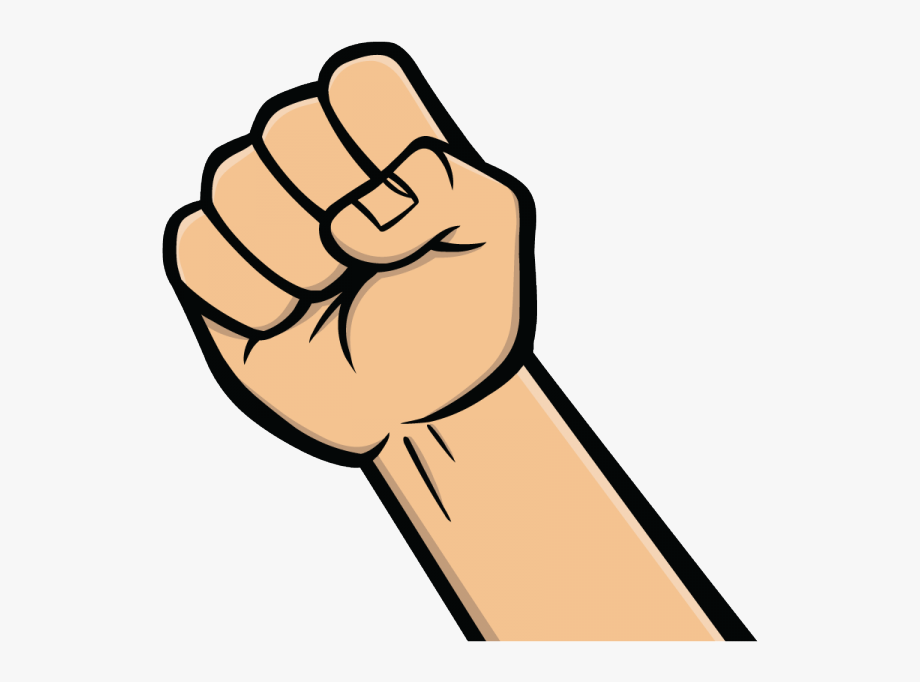 Fist clipart images. Collection of free transparent