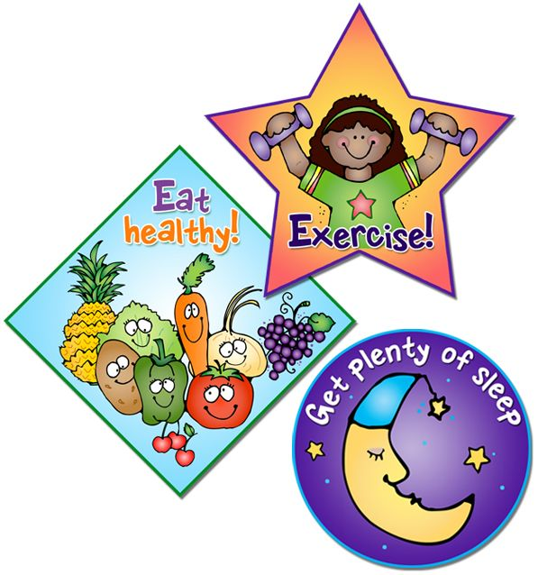 Fit and healthy clipart clip library Clipart healthy child - ClipartFest clip library