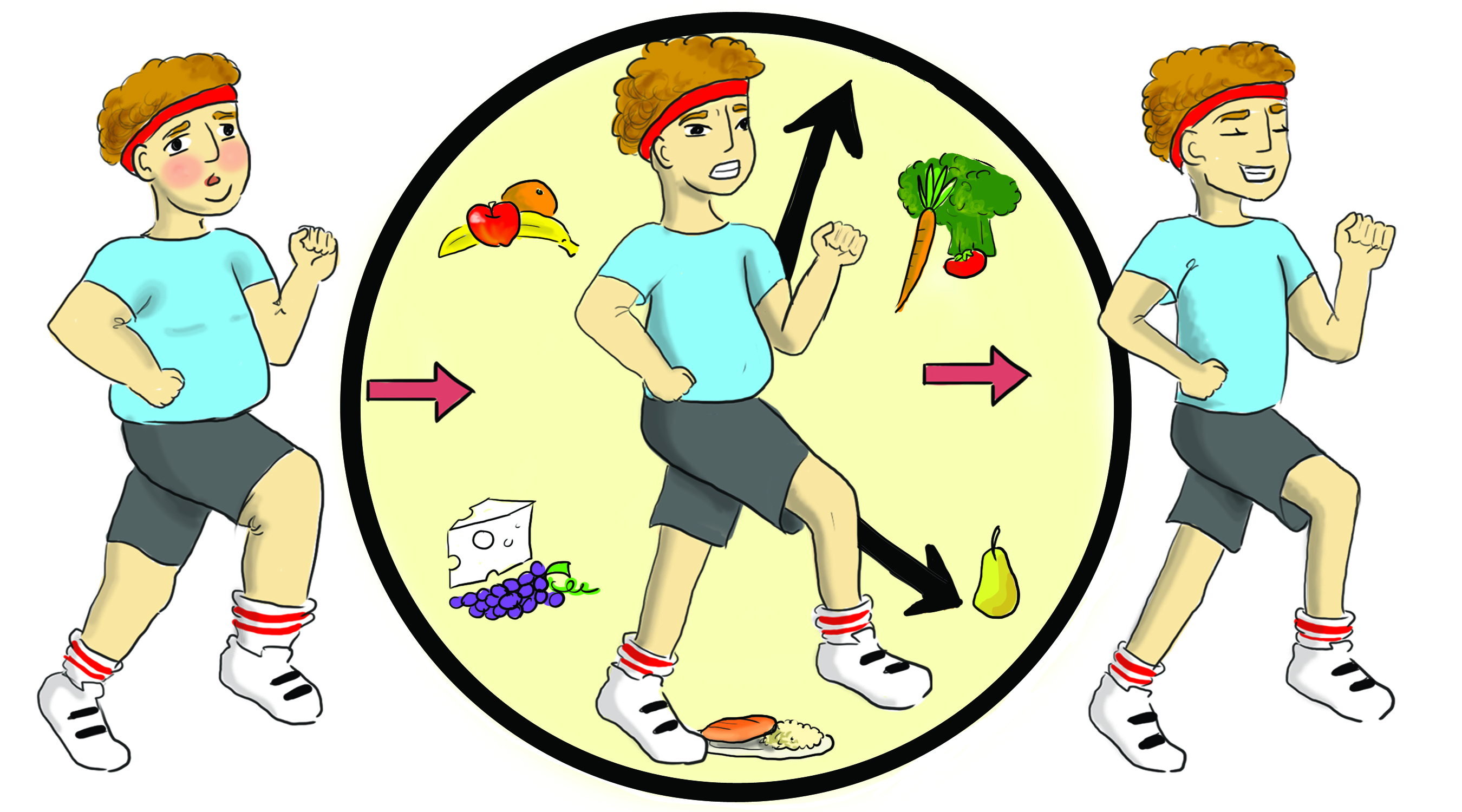 Fit and healthy clipart clipart royalty free download Keeping healthy clipart - ClipartFest clipart royalty free download