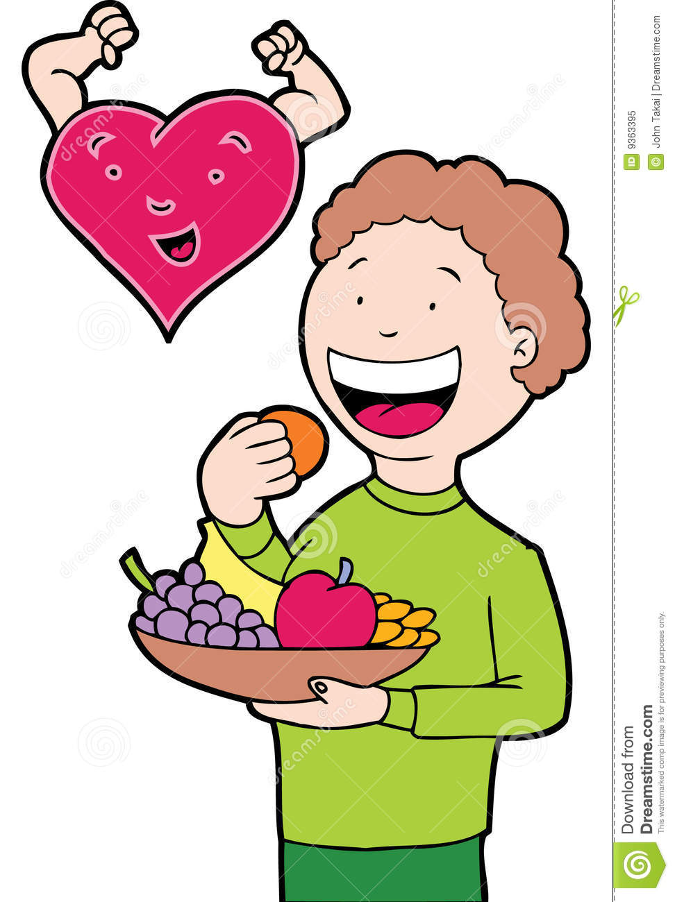 Fit and healthy clipart clipart freeuse download Clipart healthy child - ClipartFest clipart freeuse download
